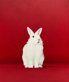 White Rabbit Red