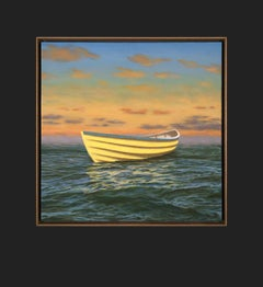 Boat Sea Stars