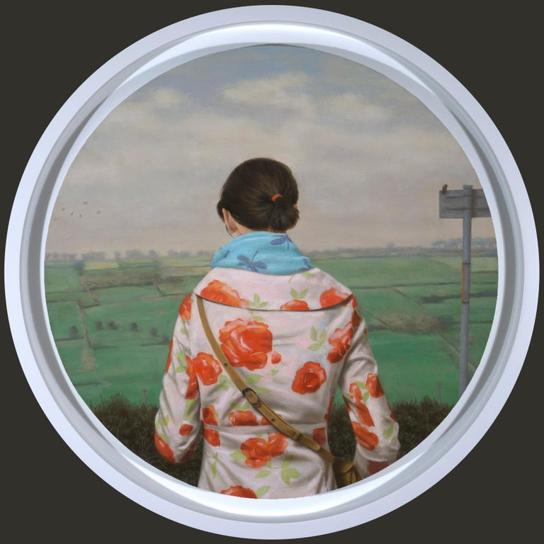 Fabian Jean Landscape Painting - Brontë Country