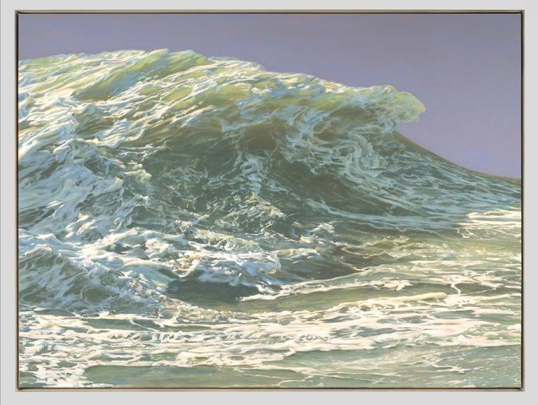 Fabian Jean Landscape Painting - Great Wave
