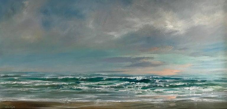 Senja Brendon Landscape Painting - Peaceful