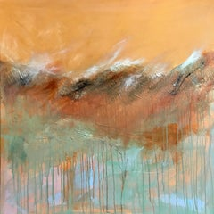 Highland Treasures - Contemporary Seascape Painting by Mark McCallum