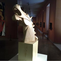 Cubist Horse of Guernica Wood – Miguel Guía Sweden pine tree Sculpture