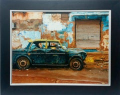 Better Days - Vizcaíno Oil painting on canvas hyperrealism