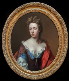 Portrait of a Lady of the Graves family