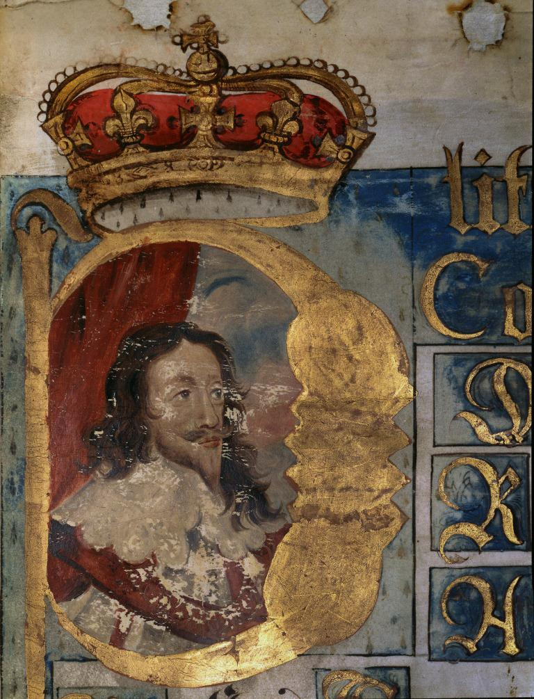 Charles I is one of the most notorious monarchs in British history.  His belief in his God-given right to rule, independent of Parliament, ultimately led to a divided nation and the death of around 200,000 Englishmen.  In 1625 King Charles I