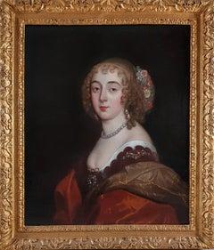 Portrait of Lady Dorothy Sidney, Lady Spencer, Countess Sunderland (1617-1684)
