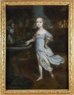 Portrait of Louise de Lévis-Leran