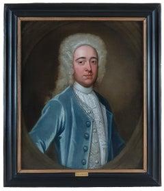 Portrait of Timothy Mortimer