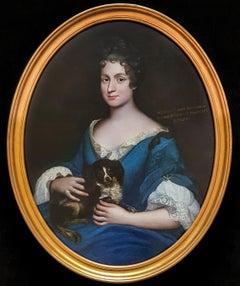 Portrait of Henriette de Meaux de Valliere