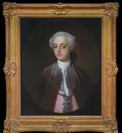 Portrait of Henry Harrington