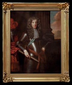 Portrait of James II as Duke of York (1633-1701), Large-scale