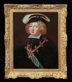 Portrait of Philip V of Spain