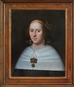 Portrait of Brigitta de Groot (1659-1686)