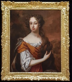 Portrait of Lady Leigh (1658-1705)