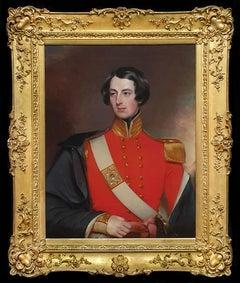 PORTRAIT of Robert George Duff (1817-1890), Fine Original Frame