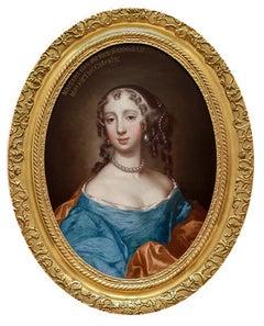 Portrait of Margaret Catesby (1640-1727) circa 1660