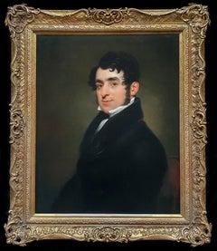 Portrait of Edward Hodges, English Country House Provenance