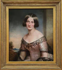 Portrait of a Lady circa 1850