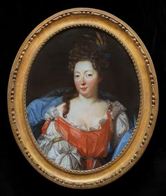 Portrait of a Lady, circa 1690
