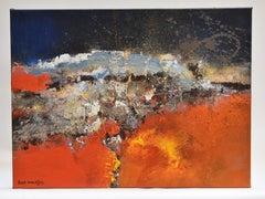 Abstract - Modern Art - Acrylic paint