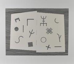 Voici le livre aus opeatorge chapitres (nouvelle deition) - Belgium Abstract Art