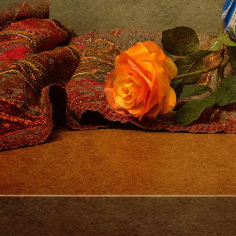 Photography Dibond Flowers Still Life Colour For Sale 7