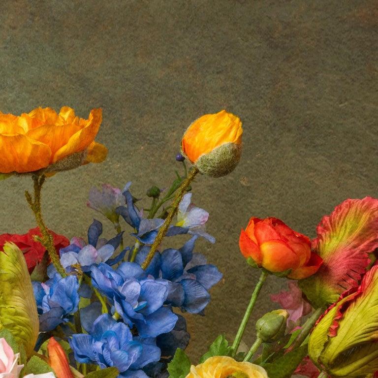 Photography Dibond Flowers Still Life Colour For Sale 2