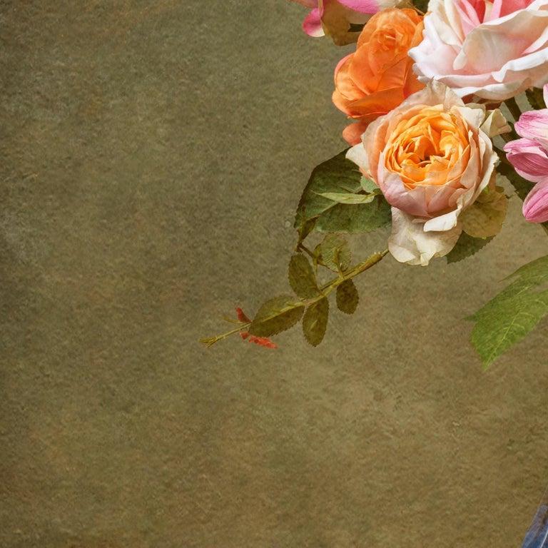 Photography Dibond Flowers Still Life Colour For Sale 4