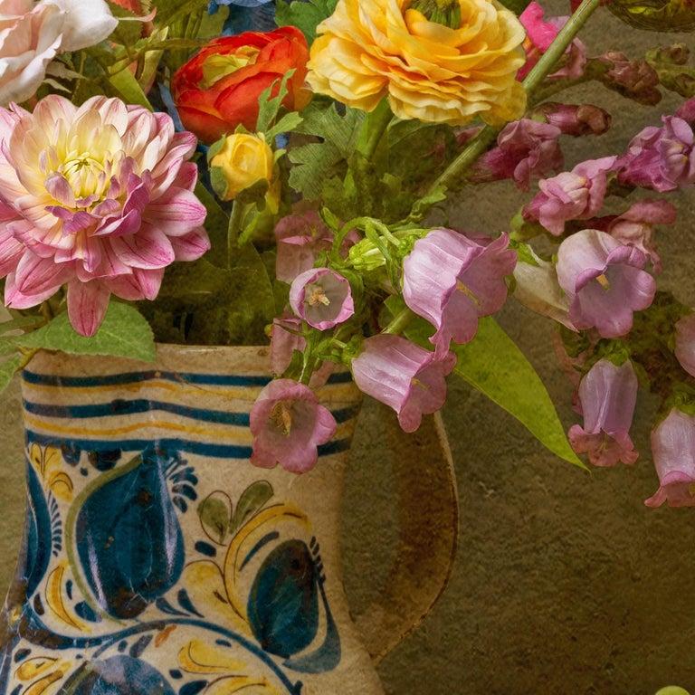 Photography Dibond Flowers Still Life Colour For Sale 5
