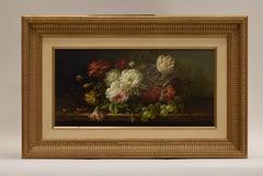 Flower still-life - Dutch fine art stillife colors
