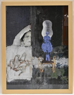 Beauty and the Beast - photo collage, Dutch artist, photography, contemporary
