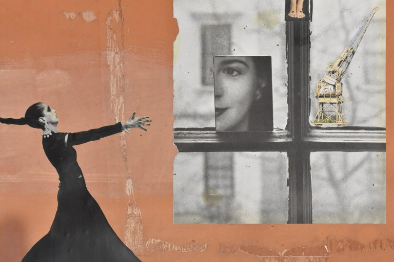 Holy Moly - photo collage, Dutch artist, paper, photography, contemporary For Sale 2