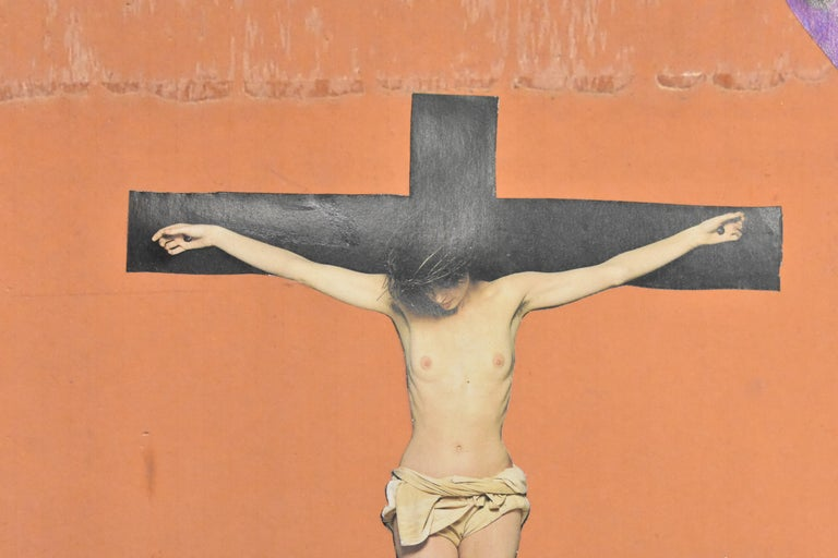 Holy Moly - photo collage, Dutch artist, paper, photography, contemporary For Sale 3