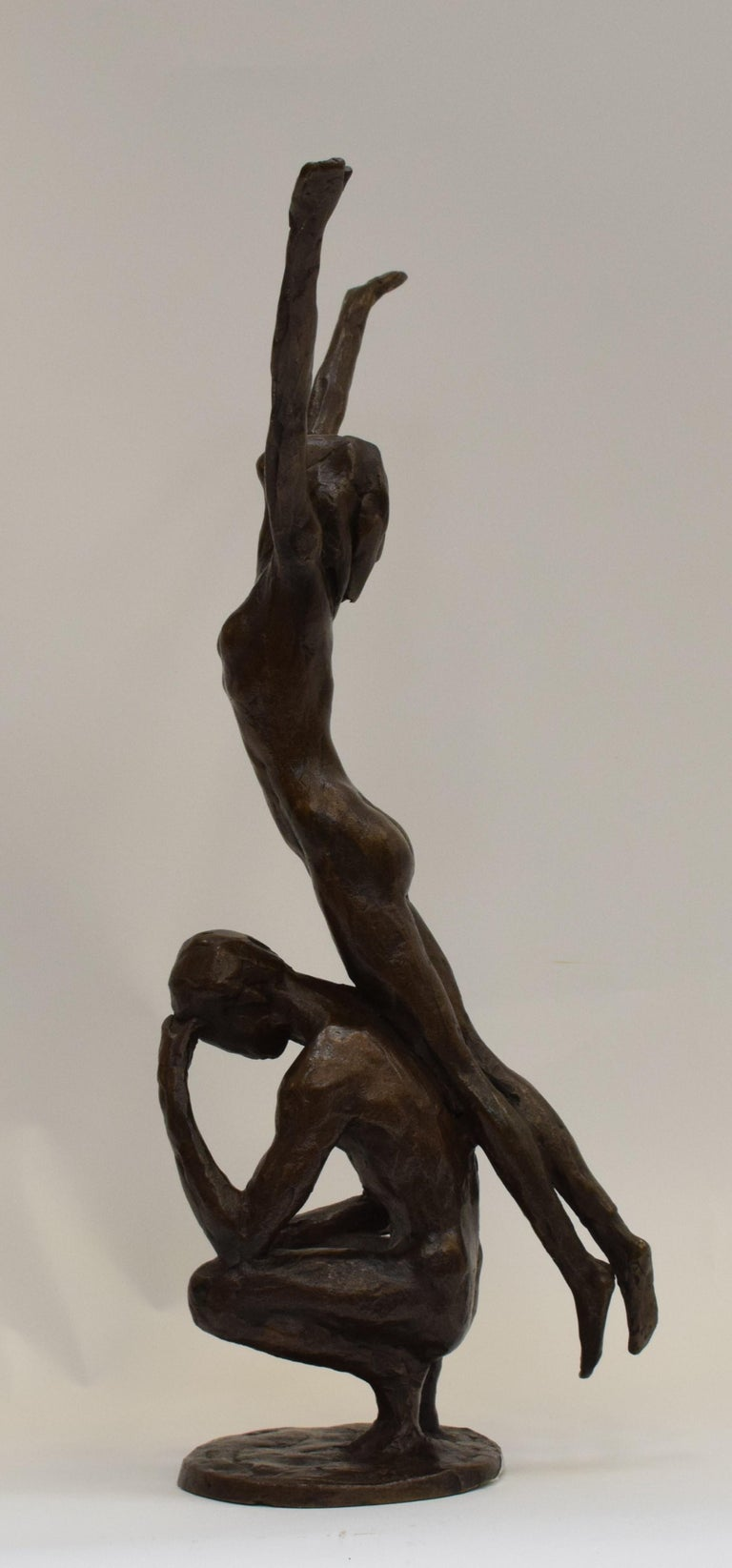 Korstiaan (Kees) Verkade (Haarlem, October 12, 1941) is a Dutch visual artist, and well-known in Europa. He makes sculptures and draws. Verkade was born in Haarlem into a manufacturer family. After drawing and painting lessons with Gerrit van 't