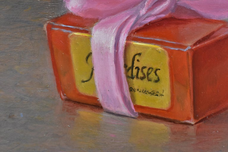 Box of chocolates - Peter van den Borne For Sale 2