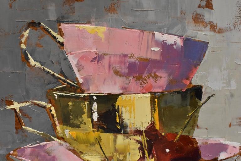 Tasty - Ans Debije Dutch Realist Impressionist 4