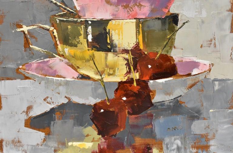 Tasty - Ans Debije Dutch Realist Impressionist 5