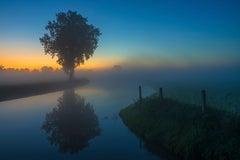 Photography Dibond Travel Landscape Sunrise Nature Dawn