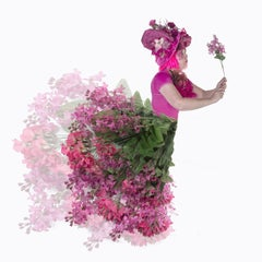 Figurative Photography Flowers Pink
