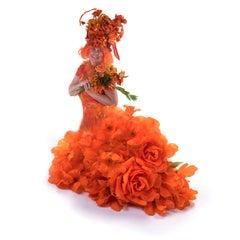 Figurative Photography Flowers Orange