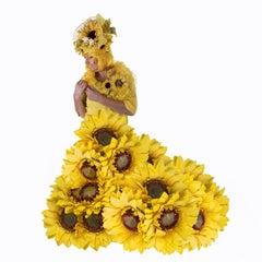 Figurative Photography Flowers Sunflowers Yellow