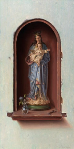 May the month of mary - Peter van den Borne