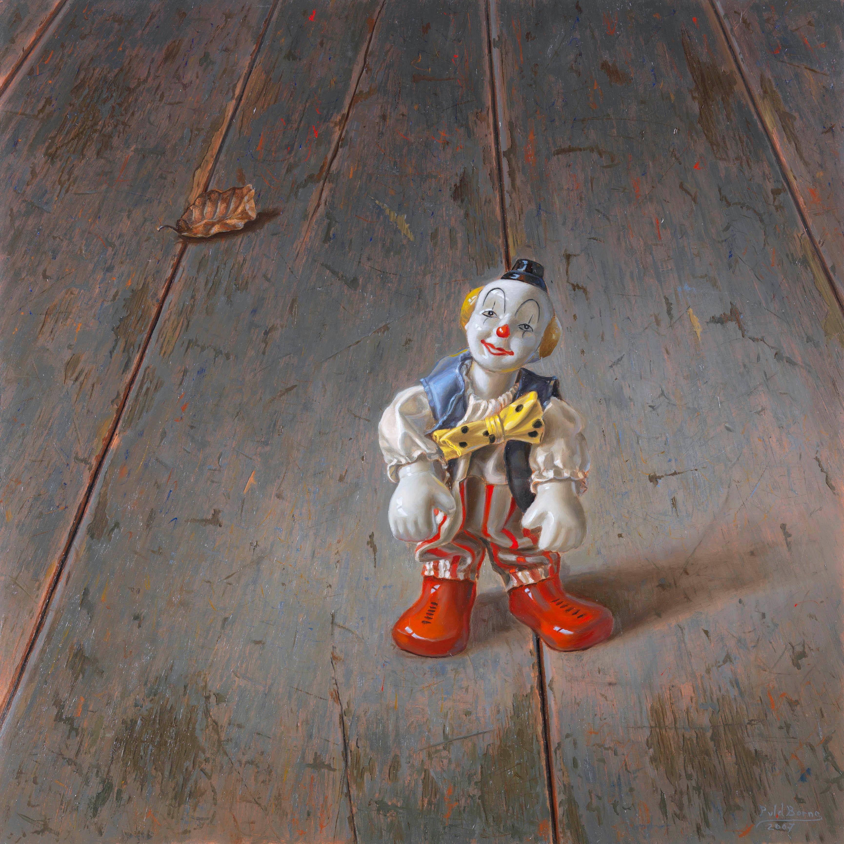 The Clown - Peter van den Borne