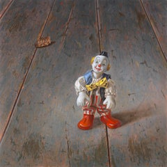 The Clown - Peter van den Borne