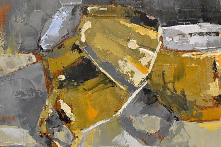 Pink rules - Ans Debije Dutch Realist Impressionist  7