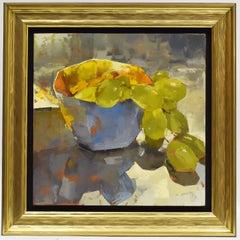 Ans Debije - Grape escape - Impressionism - Dutch