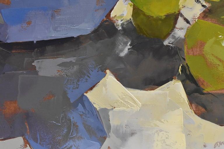 Ans Debije - Grape escape - Impressionism - Dutch For Sale 1