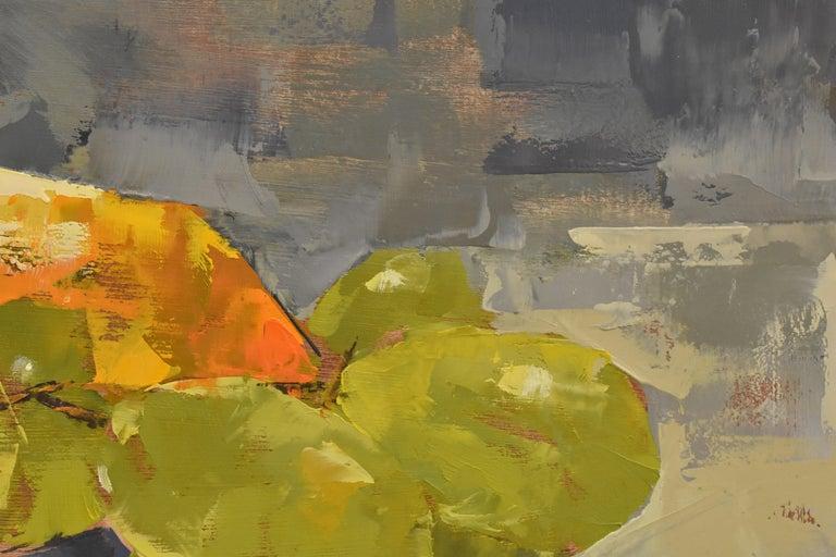 Ans Debije - Grape escape - Impressionism - Dutch For Sale 3