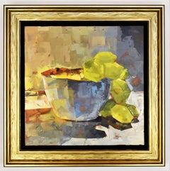 Ans Debije - On the Edge - Impressionism - Dutch - Modern